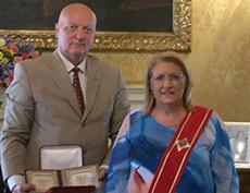 Рабочий визит Президента Международной академии культуры и искусства Петра Стронского на Мальту