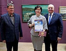 Открытие Дальневосточного отделения Международной академии культуры и искусства