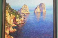 Открытие персональной выставки Александра Беглова в Щёлковской художественной галерее