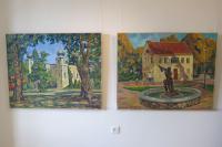 Картины Петра Стронского