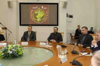 Отчетное заседание Международной академии культуры и искусства