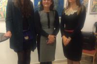 Открытие выставки «Византийские храмы Греции» в Люксембурге